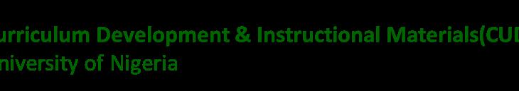 Curriculum Development & Instructional Materials(CUDIMAC)